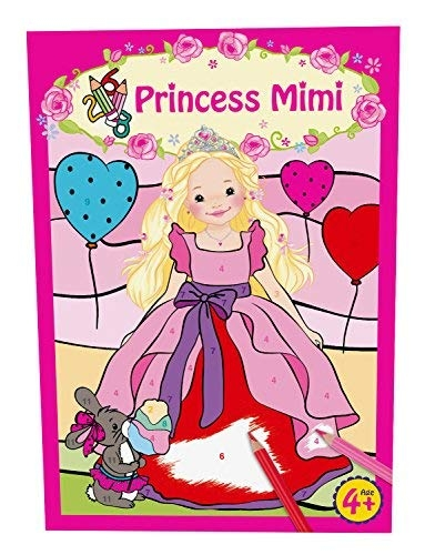 My Style Princess Paint By Numbers