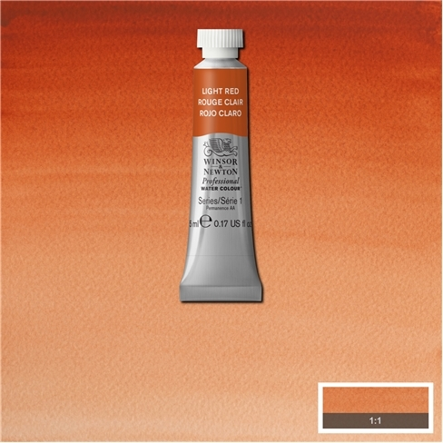 Professional Watercolour  - Light Red 5ml Tube