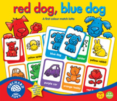 Orchard Red Dogblue Dog
