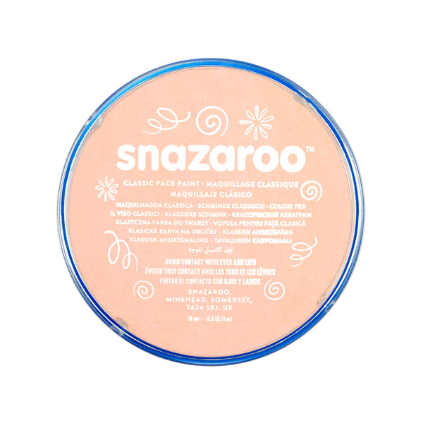 Snazaroo Complexion Pink 18ml Face Paint