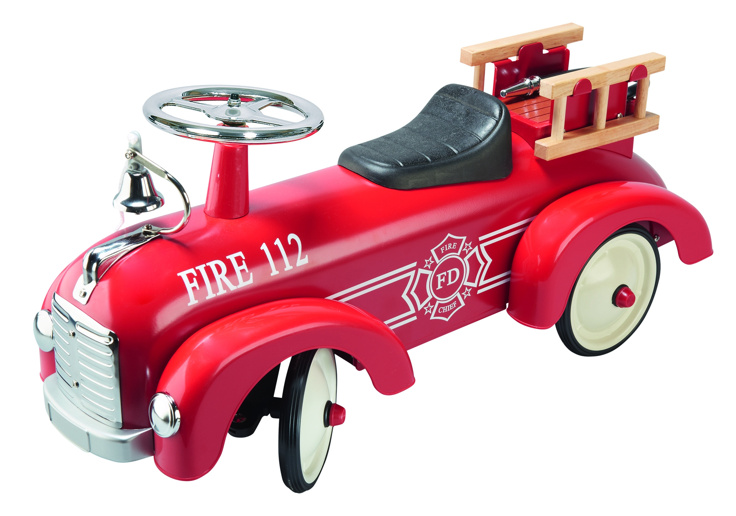 Ride -on Fire Engine