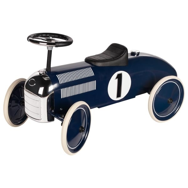 Ride -on Navy Car