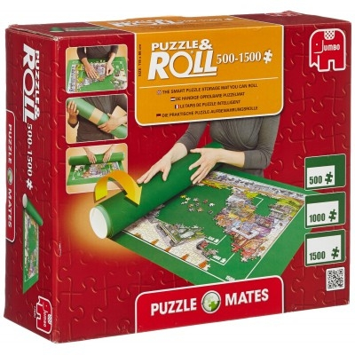 Puzzle & Roll Up To 1500 Pce Puzzles