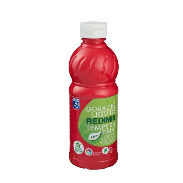Colour And Co Redimix Brilliant Red 500ml