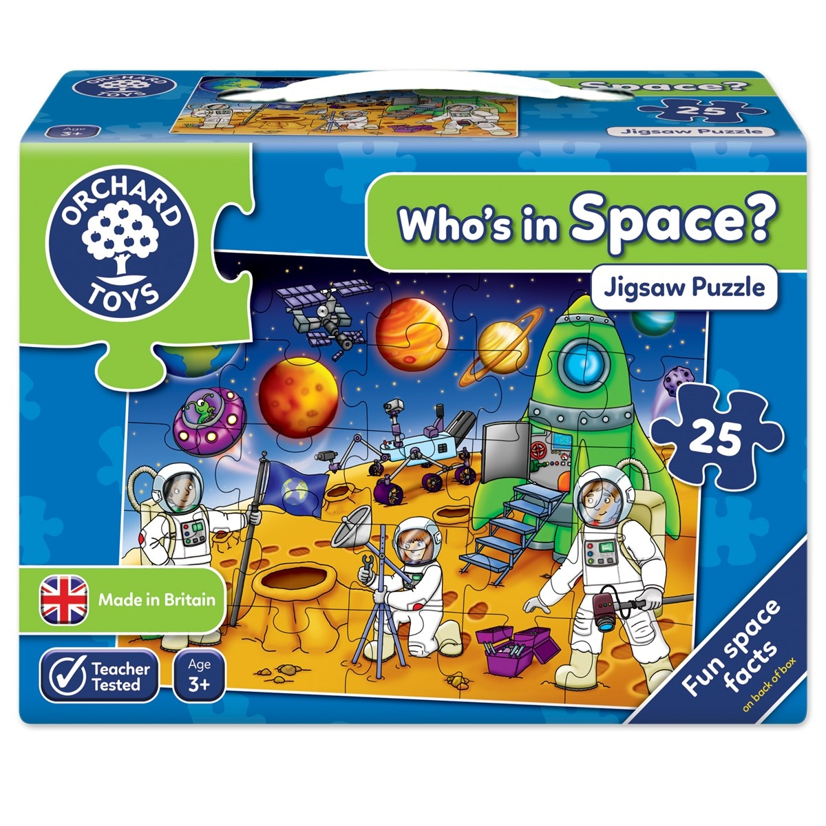 Whos In Space ?