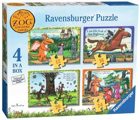 Zog & Other Stories 4 In A Box