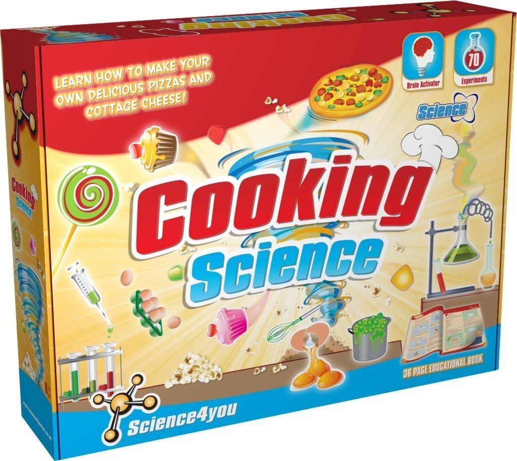 Science 4 You Cooking Science