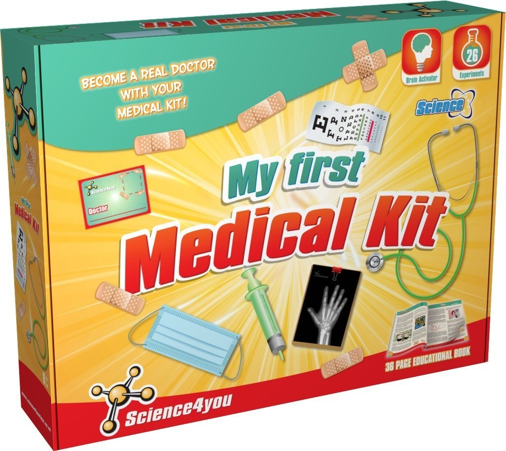 Science 4 You My First Medical Kit