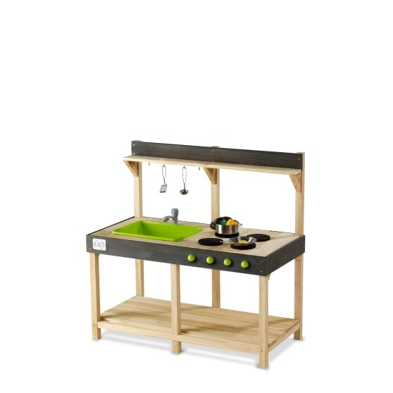 Yummy Outdoor Play Kitchen 100