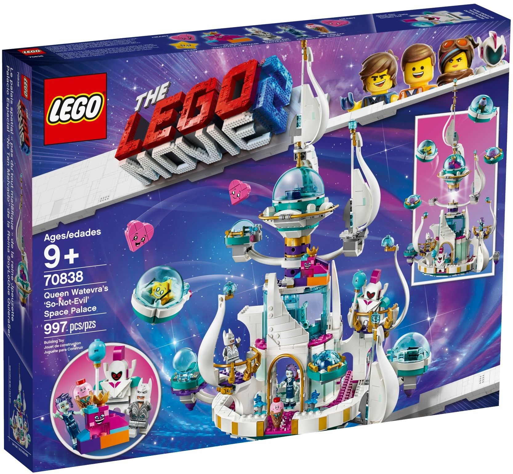 Lego Movie Queen Watevras So-not -evil Lm2 Offer