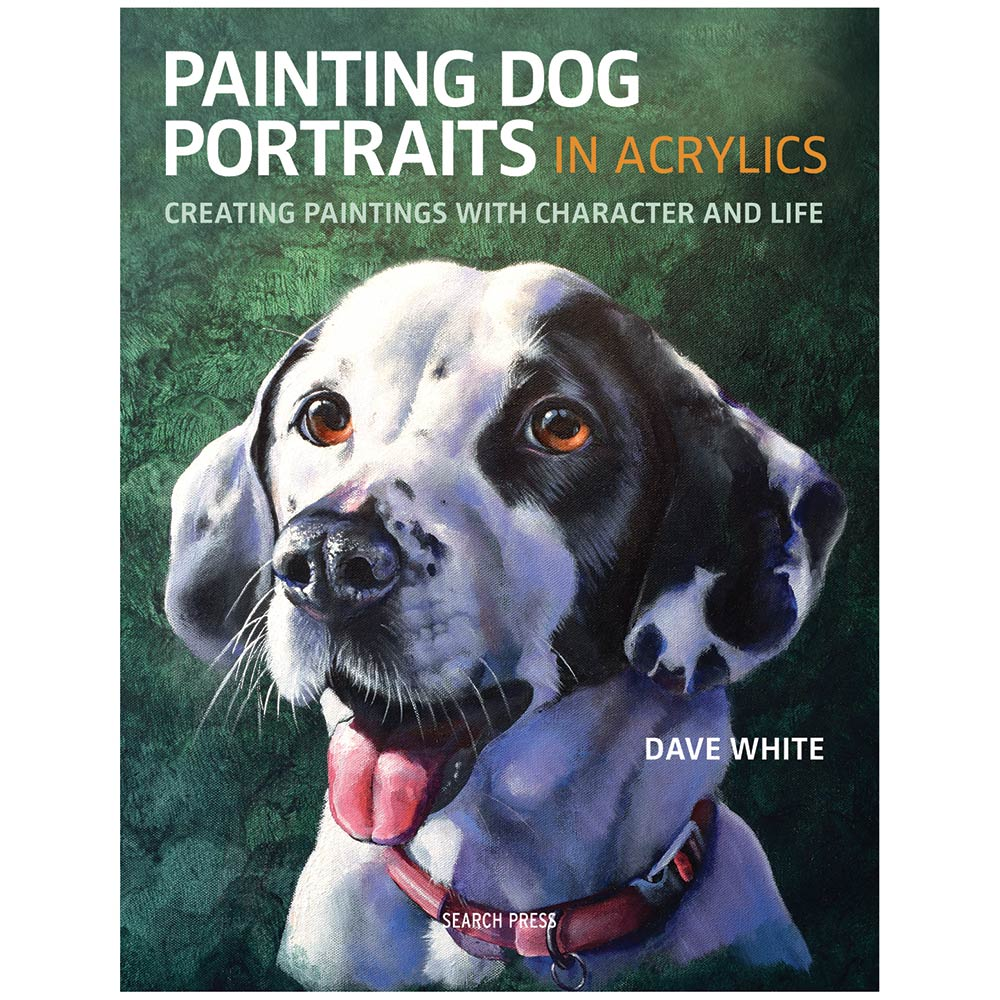 Sp  - Painting Dog Portraits In Acrylics