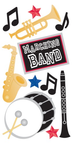 Essentials Lrg-marching Band