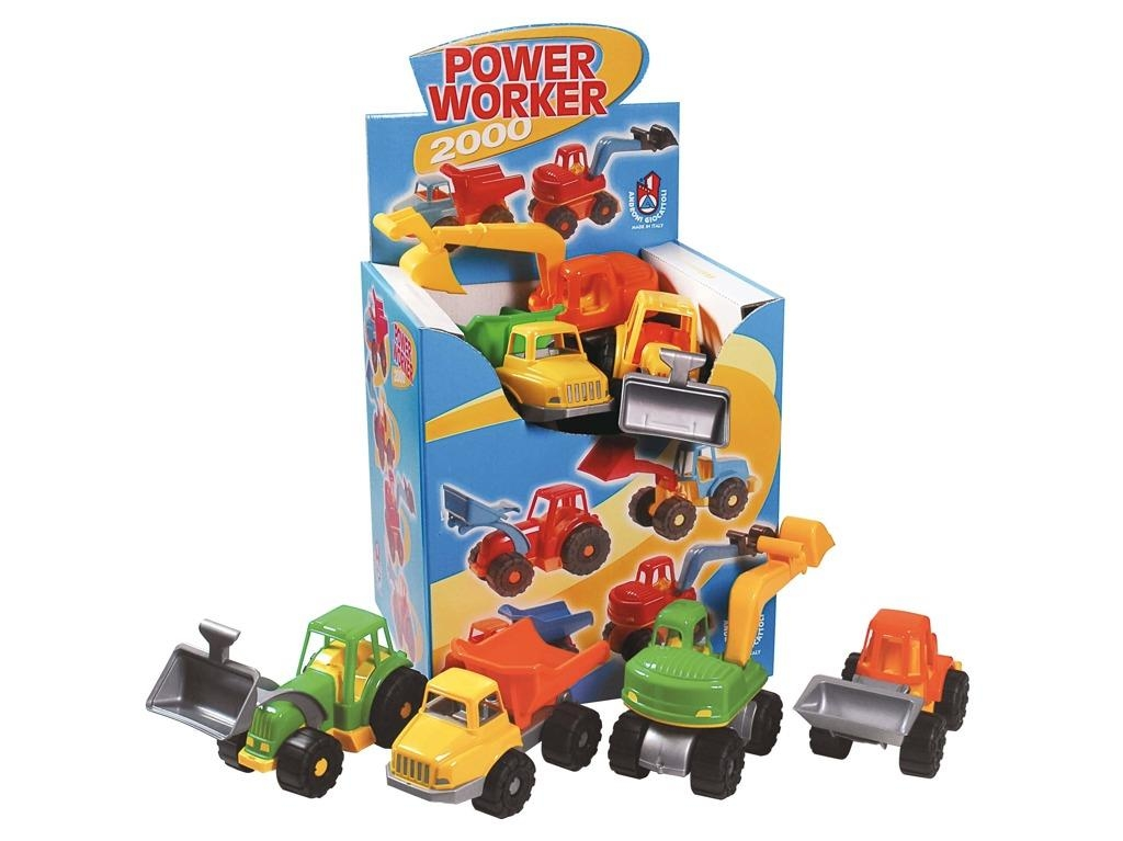 Power Worker Toy