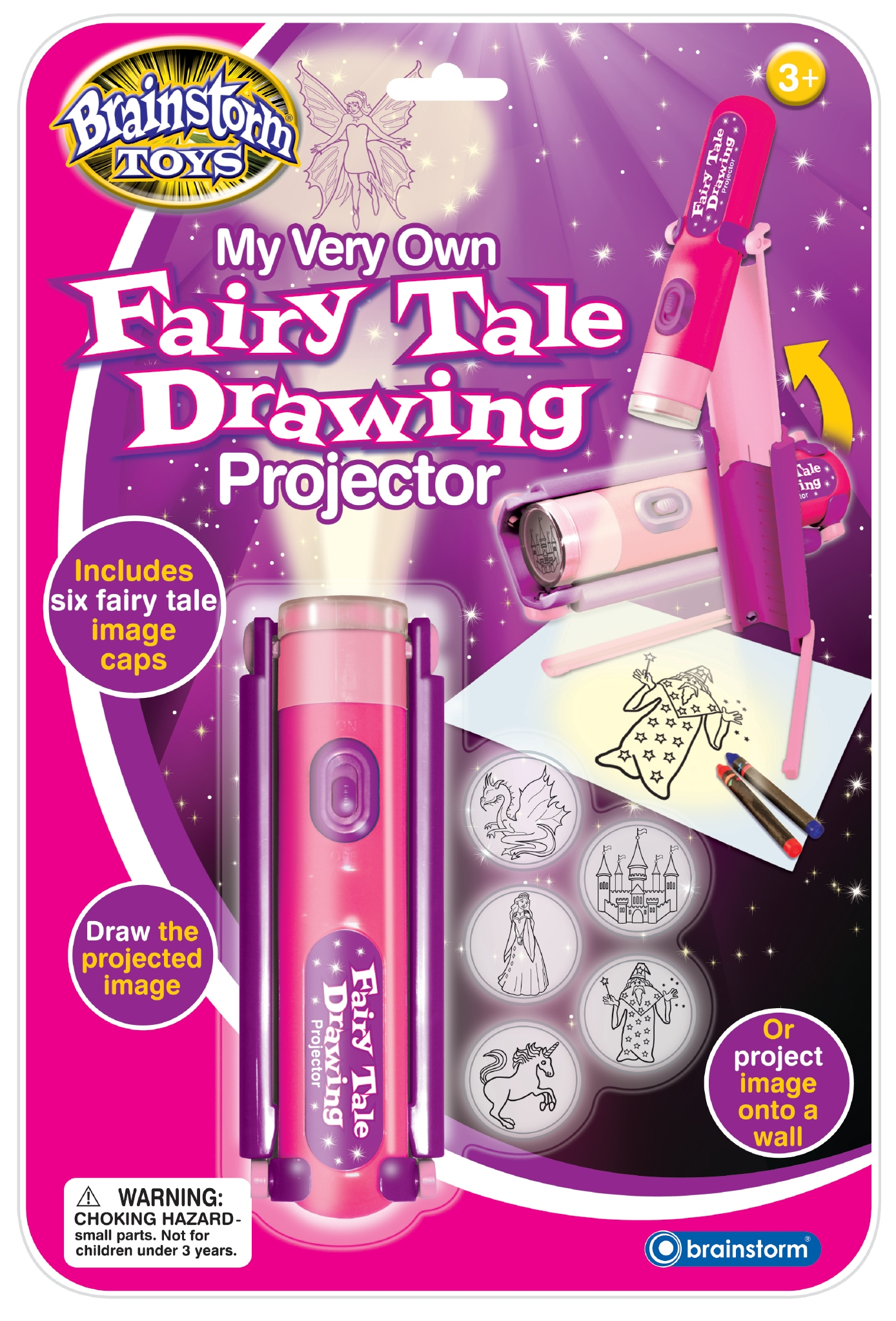 My Very Own Fairy Tale Drawing Projector
