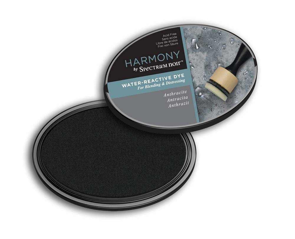 Ink Pad – Harmony Water Reactive (anthracite)