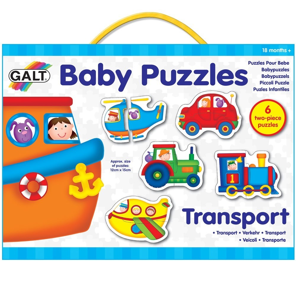 Baby Puzzle -transport