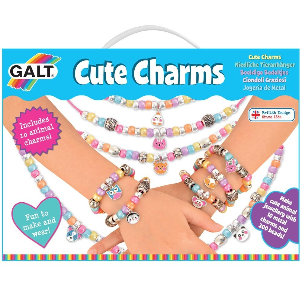 Cute Charms Crafty Case