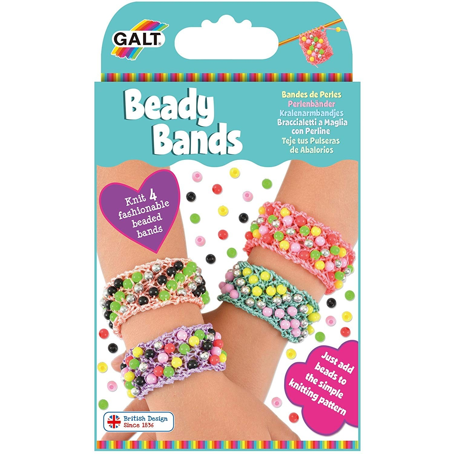 Activity Pack-beady Bands
