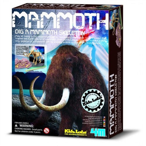 Kidz Labs -dig A Wooly Mammoth Kit