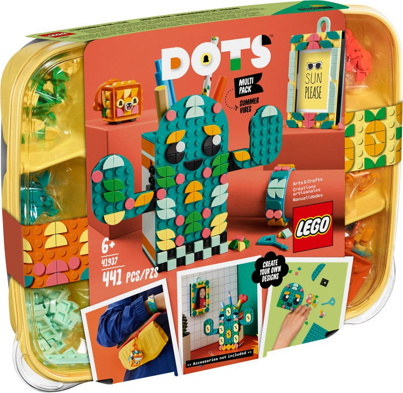 Dots Multi Pack  - Summer Vibes