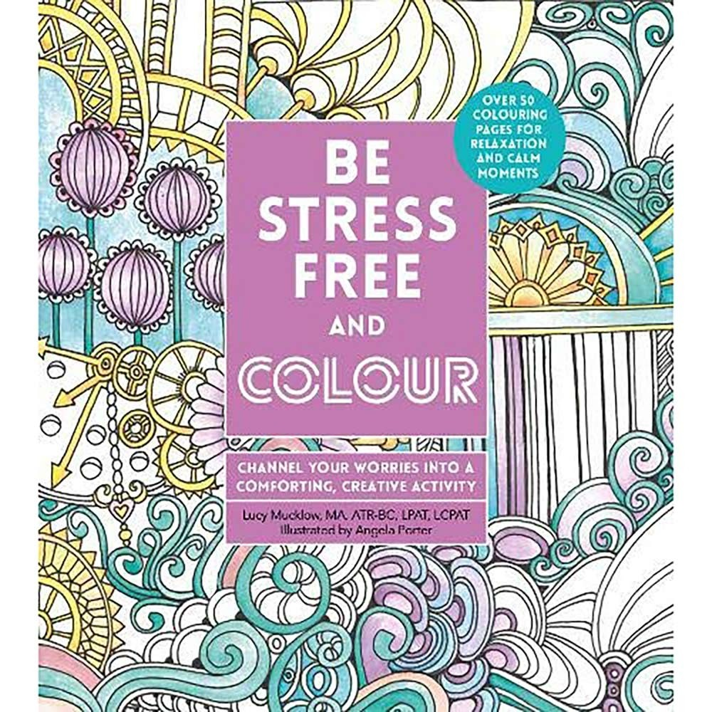 Wf - Be Stress -free And Colour