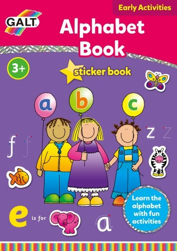 Home Learning Book- Alphabet