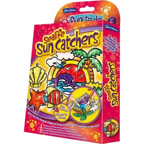 Sea Life Sun Catchers