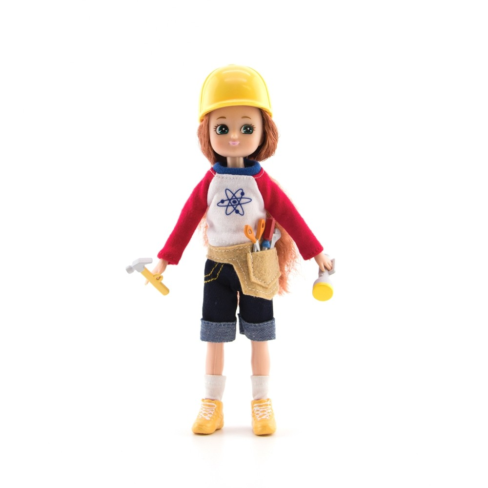 Lottie Doll Young Inventor