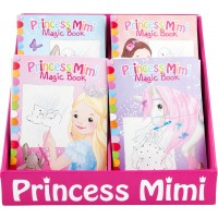Princess Mimi Colouring Book With Magical Sheet