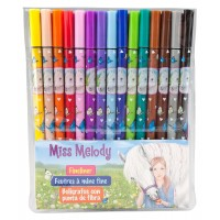 Miss Melody Fineliner 15 Colours