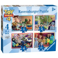 Toy Story 4, 4 In A Box
