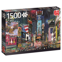 1500pc Times Square, New York