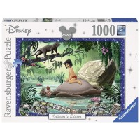 Character Puzzle -jungle Book 1000pc