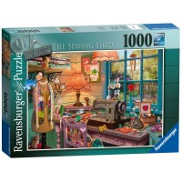 My Haven No 4, The Sewing Shed 1000pc