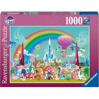 Character Puzzle My Little Pony1000pc