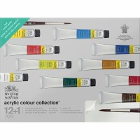 W&n Acrylic Colour Gift Collection 2018