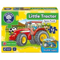 Little Tractor D/sided Puzzle