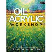 Wf  - Oil And Acrylic Workshop