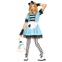Wild Wonderland Child Costume (xl)