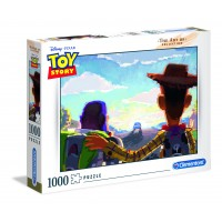 The Art Of Disney 1000pc Puzzle  - Toy Story