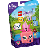 Lego Friends Olivias Flamingo Cube