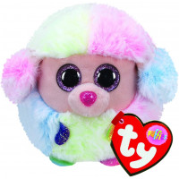 Puffies - Rainbow Poodle