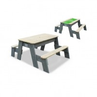 Sand And Water Picnic Table (2 Seats)