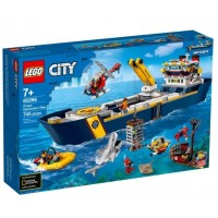 Lego City - Ocean Exploration Ship