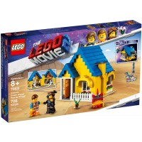 Lego Movie Emmets Dream House/rescue  Lm2 Offer