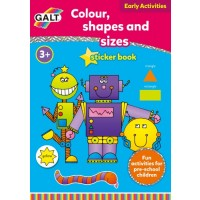 Home Learning Bk-colour Shapes Sizes