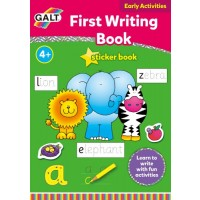 Home Learning Book- First Writing