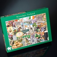 Nostalgia 1000pc Puzzle- Ireland