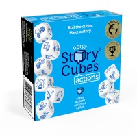 Rory Story Cubes-actions (blue)