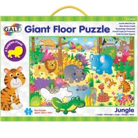 Galt Giant Floor Puzzle -jungle